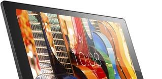 Lenovo Yoga Tab 3 – Tabletti kotiin ja matkalle