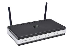 D-Link DIR-615 Wireless N