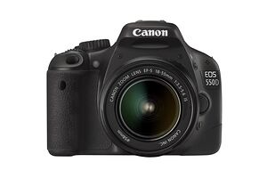 Canon EOS 550D