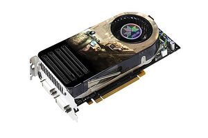 Asus GeForce 8800GTS (640MB / PCIe)