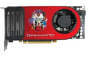 Gainward Bliss GeForce 8800 GTS Golden Sample (640MB / PCIe)