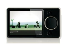 Microsoft Zune 80