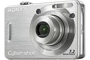 Sony Cyber-shot DSC-W55