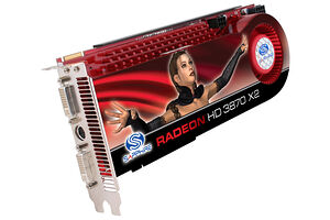 Sapphire RADEON HD 3870 X2 (1GB / PCIe)