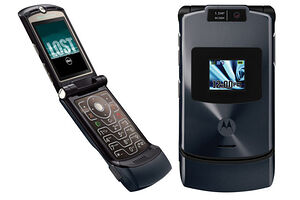 Motorola MOTORAZR V3xx