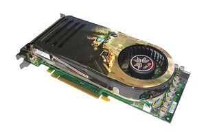 Asus GeForce 8800 GTS (320MB / PCIe)