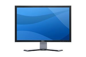 Dell UltraSharp 2407WFP
