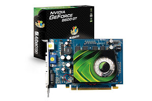 Albatron GeForce 8600GT 256MB