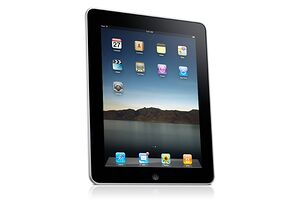 Apple iPad Wi-Fi 32GB
