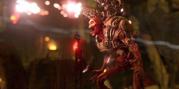 E3: Here is the awesome DOOM gameplay trailer