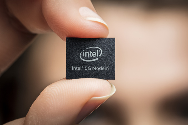 Intel announces: First commercial 5G modem in development
