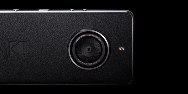 Kodak made a smartphone that's more of a camera