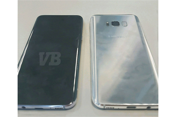This is the first leak of Galaxy S8 you should look at