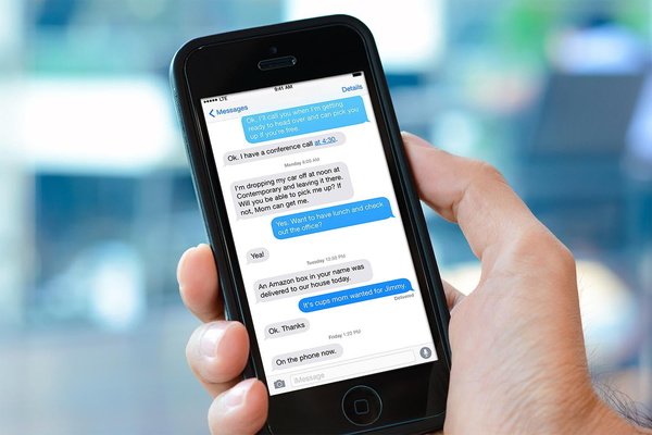 """Apple promises to fix the crash inducing message bug """"soon"""""""