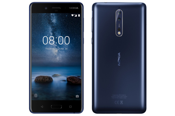 Nokia releases its latest flagship phone - here's Nokia 8