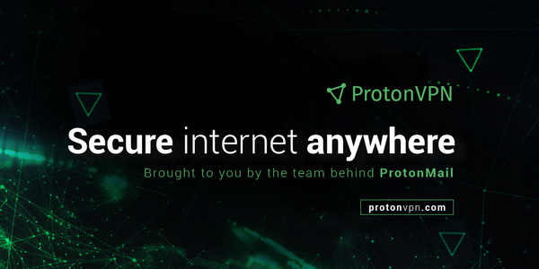 ProtonVPN is a free VPN service for everyone