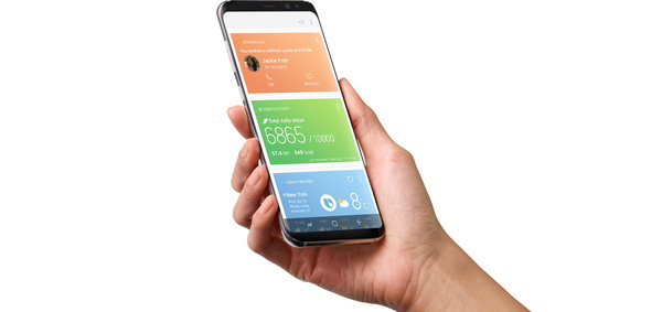 Users modified Galaxy S8's Bixby button, Samsung ruins the hack