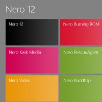 Nero Multimedia Suite (Nero Burning ROM)