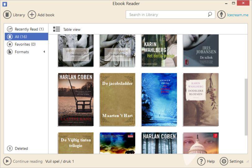 WatFile.com Download Free Download Icecream Ebook Reader v4 21 (freeware) - AfterDawn: Software