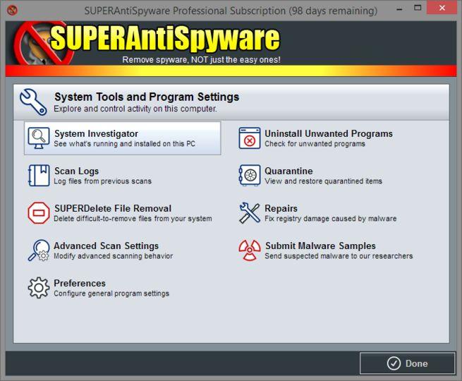 WatFile.com Download Free Download SUPERAntiSpyware Professional Edition v6 0 1222 - AfterDawn