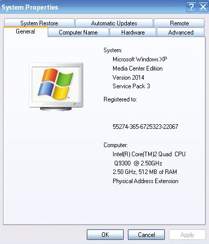 скачать Sp4 для Windows Xp - фото 10