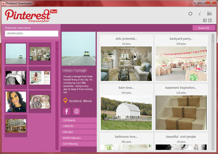 Download pinterest downloader freeware afterdawn for Pinterest download