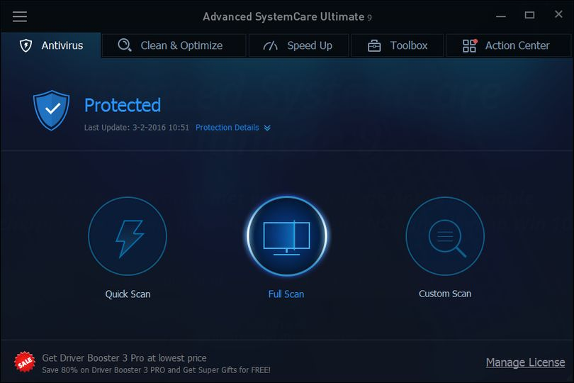 Advanced SystemCare Ultimate 7 Review