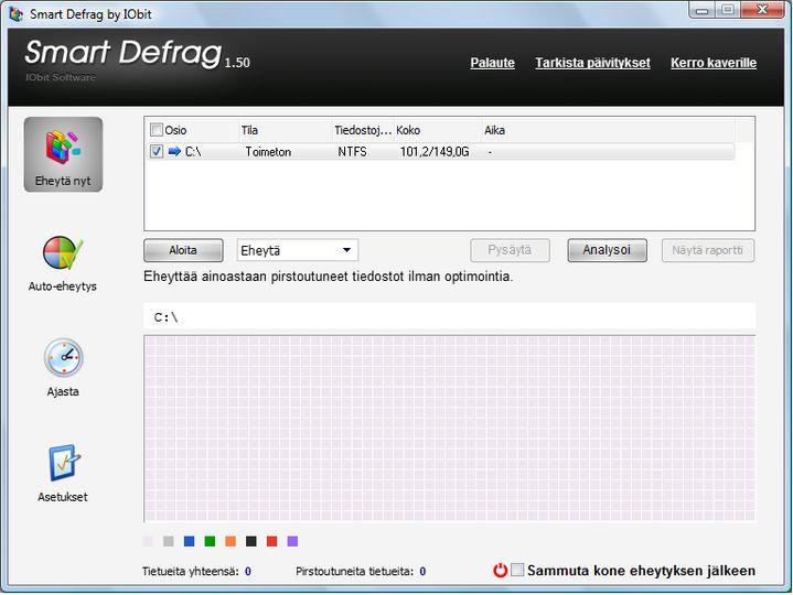 WatFile.com Download Free Download IObit Smart Defrag v4 3 0 (freeware) - AfterDawn: Software