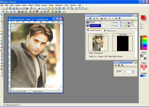 Download Photo Pos Pro Photo Editor Freeware