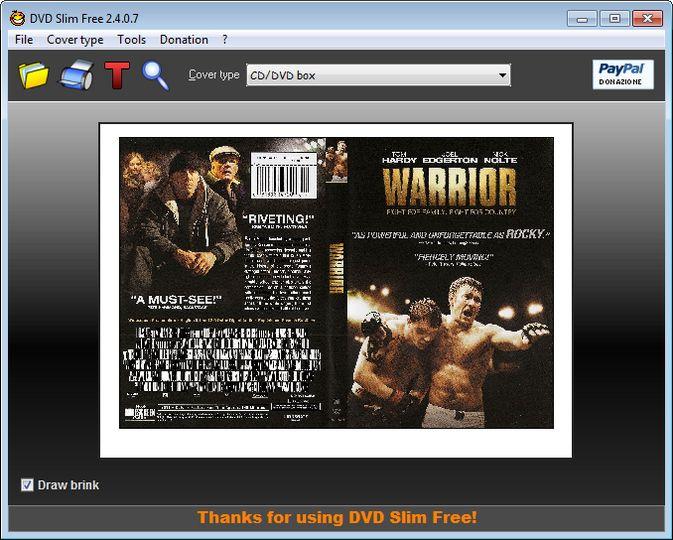 Download DVD Slim Free v2.8.0.2 (freeware) - AfterDawn ...