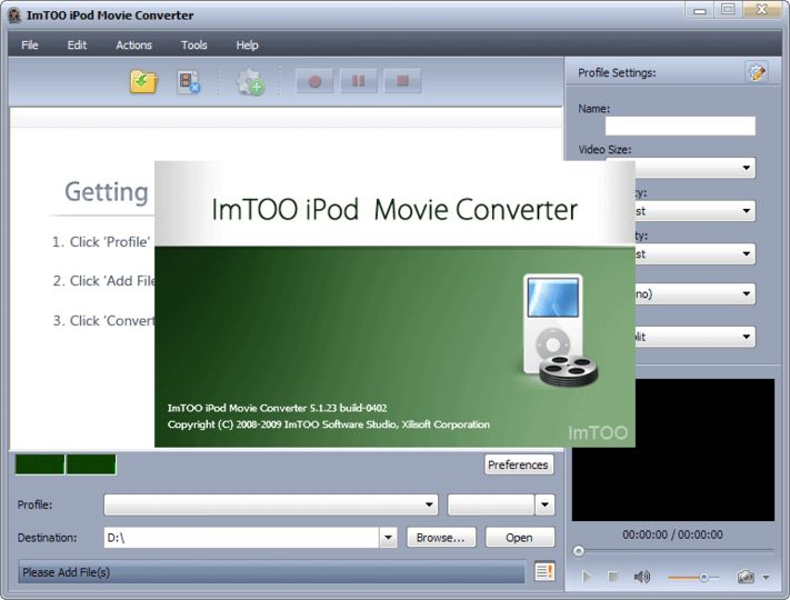 how to put movies on ipod