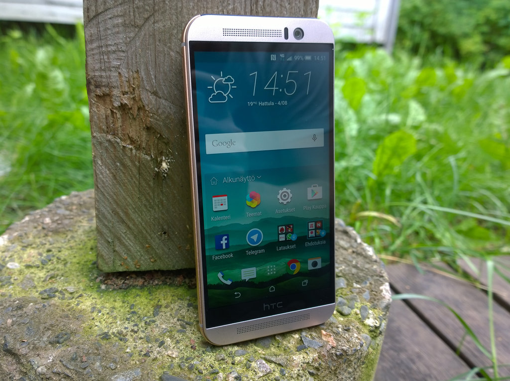 Arvostelu: HTC One M9