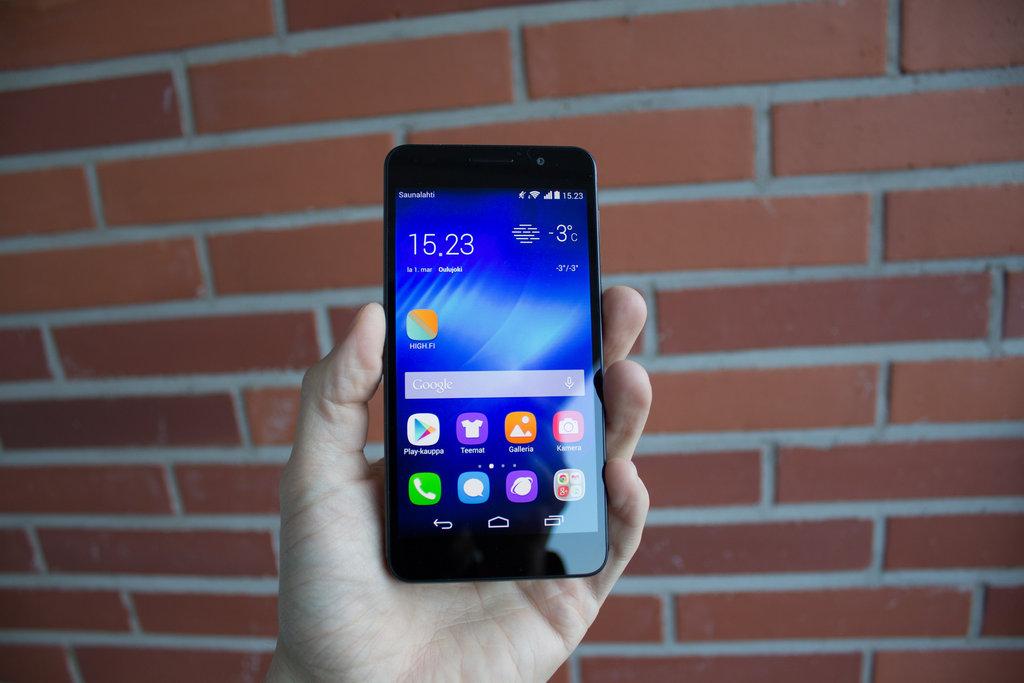 Arvostelu: Huawei Honor 6