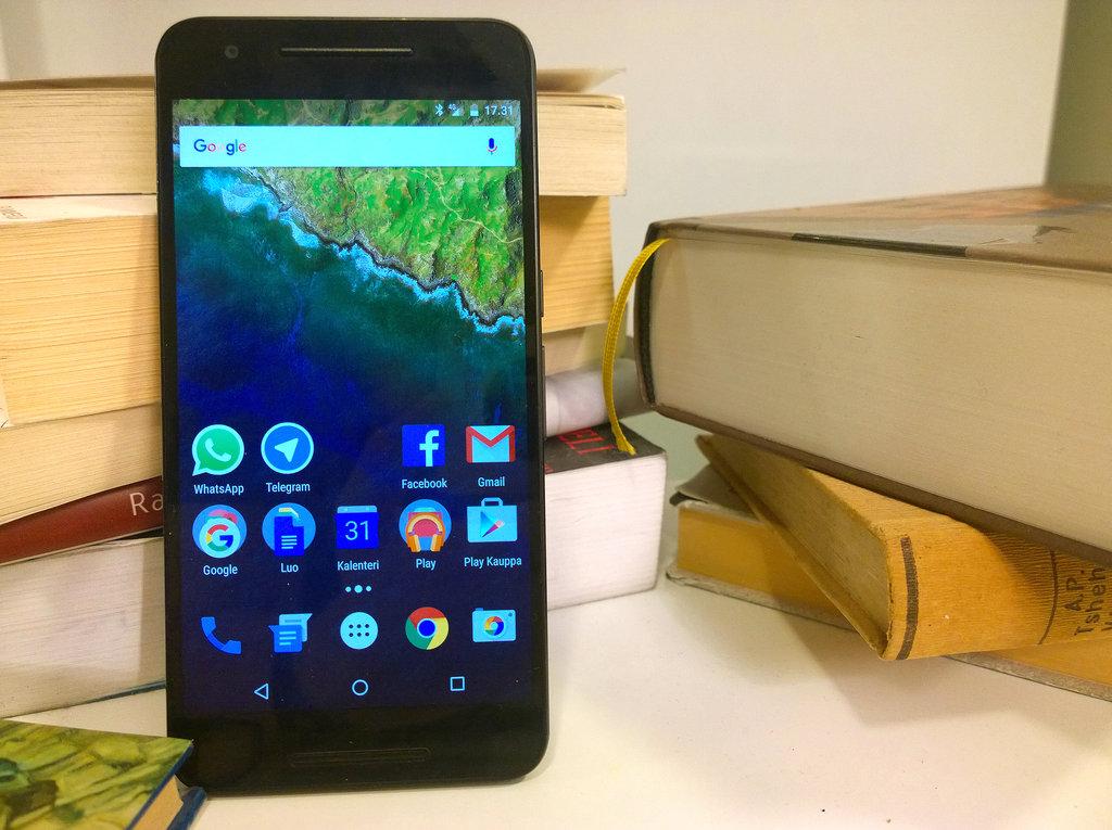 Arvostelu: Huawei Nexus 6P