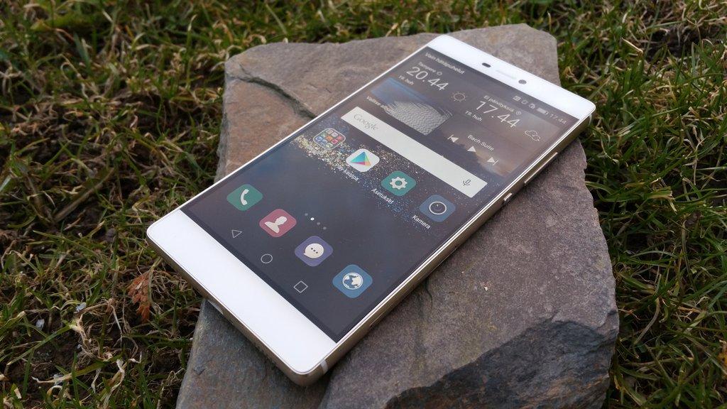 Arvostelu: Huawei P8