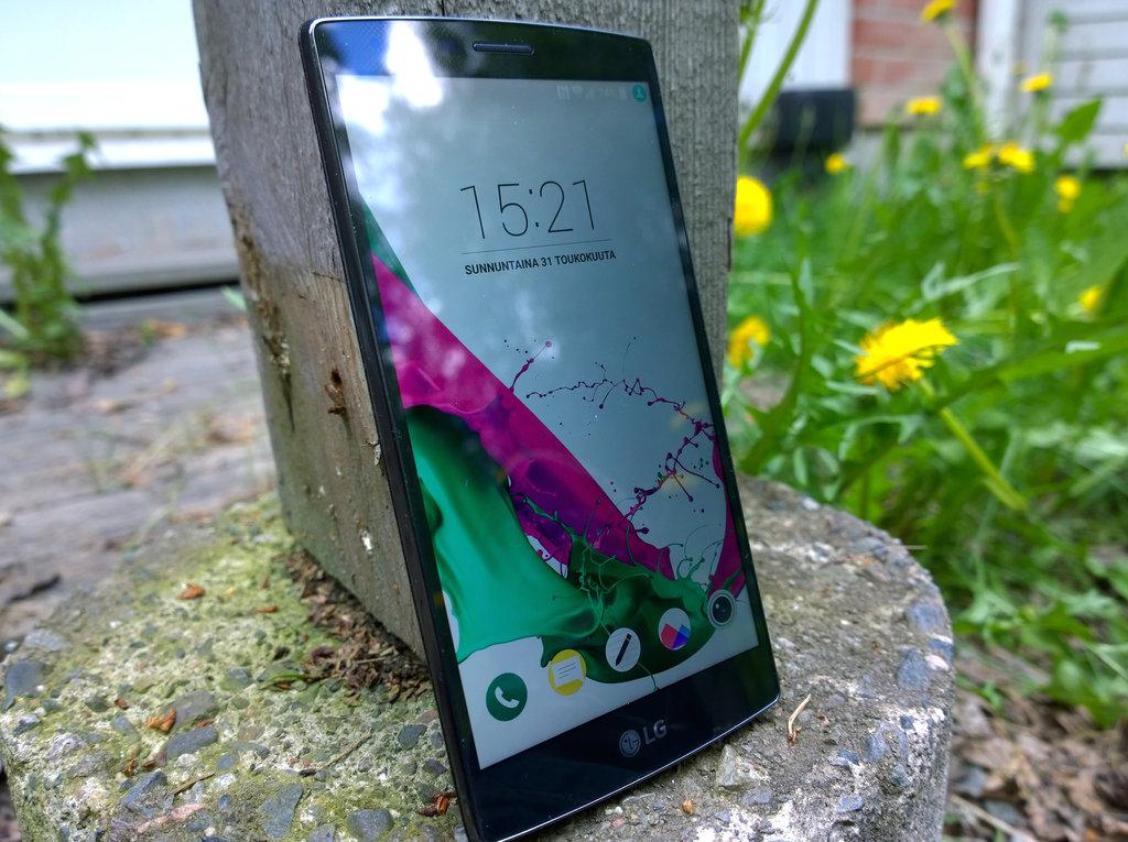 Arvostelu: LG G4