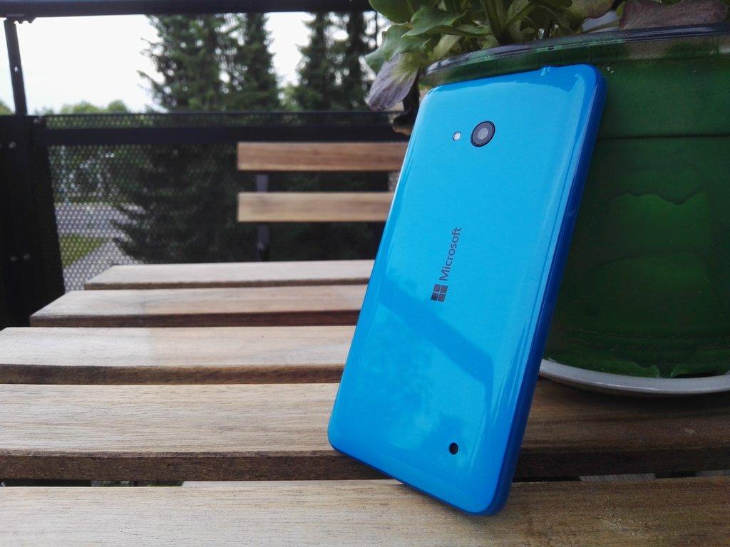 Arvostelu: Lumia 640