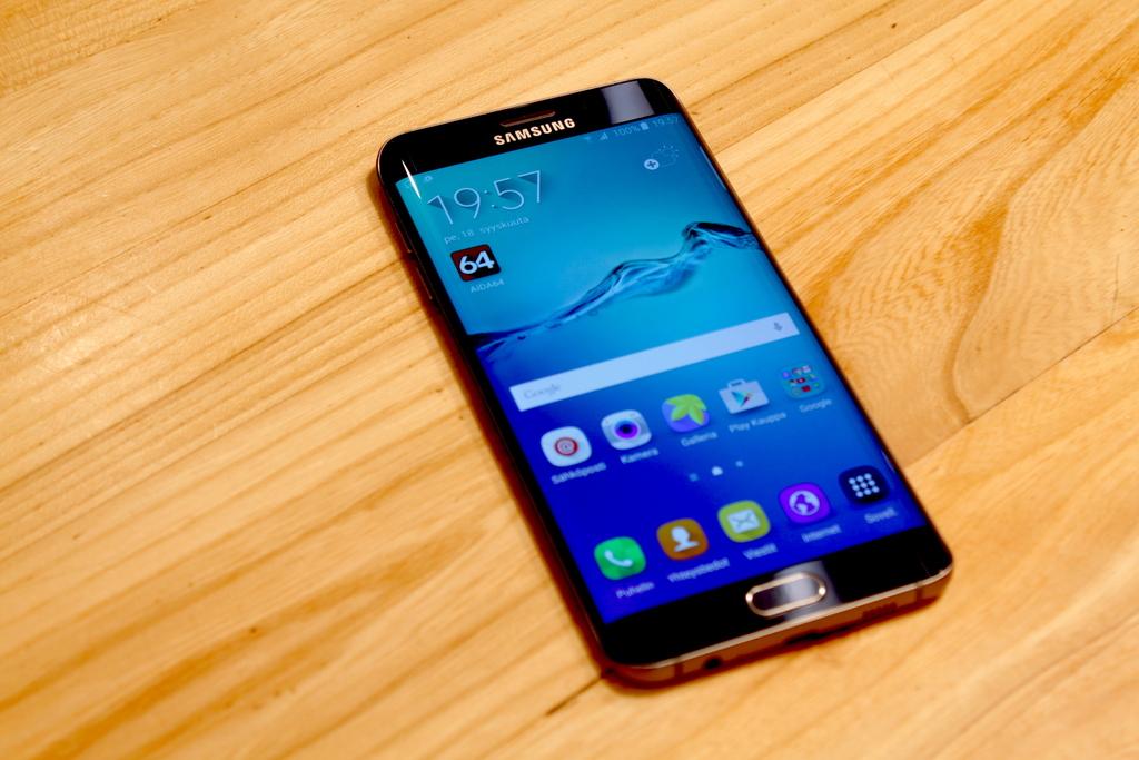Arvostelu: Samsung Galaxy S6 edge+