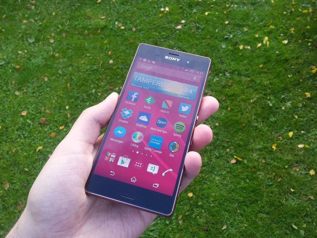 Arvostelu: Sony Xperia Z3