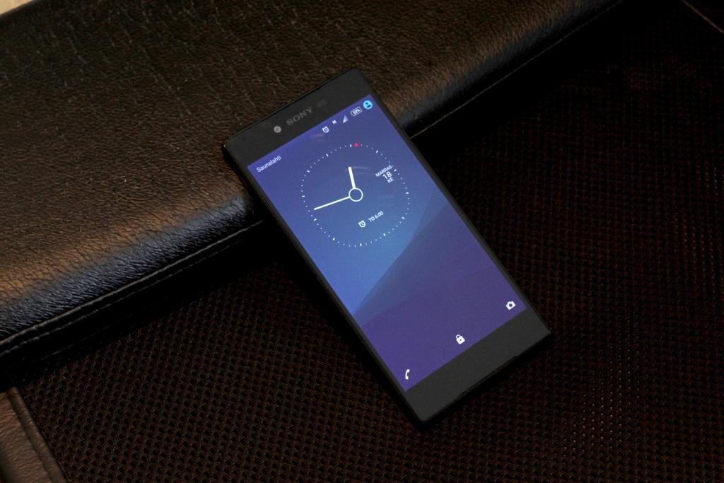 Arvostelu: Sony Xperia Z5 Premium