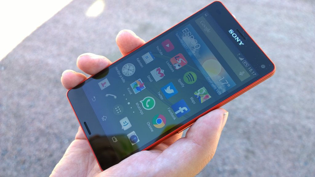 Arvostelu: Sony Xperia Z3 Compact