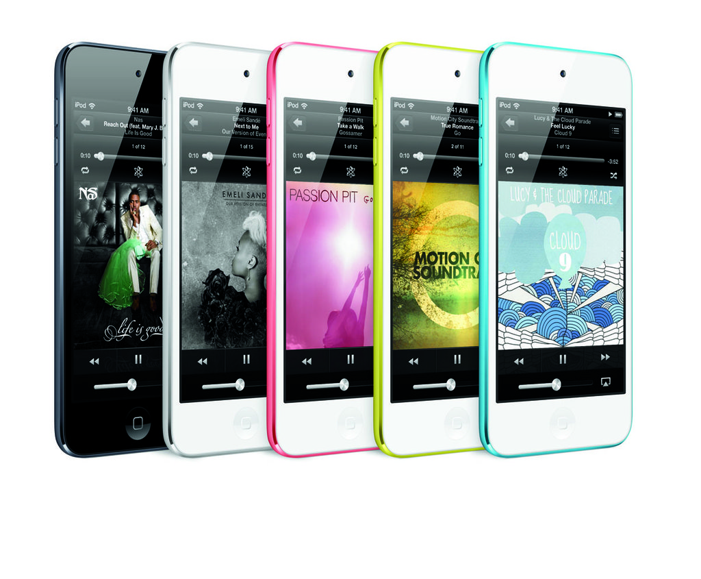 all apple ipods models - photo #18