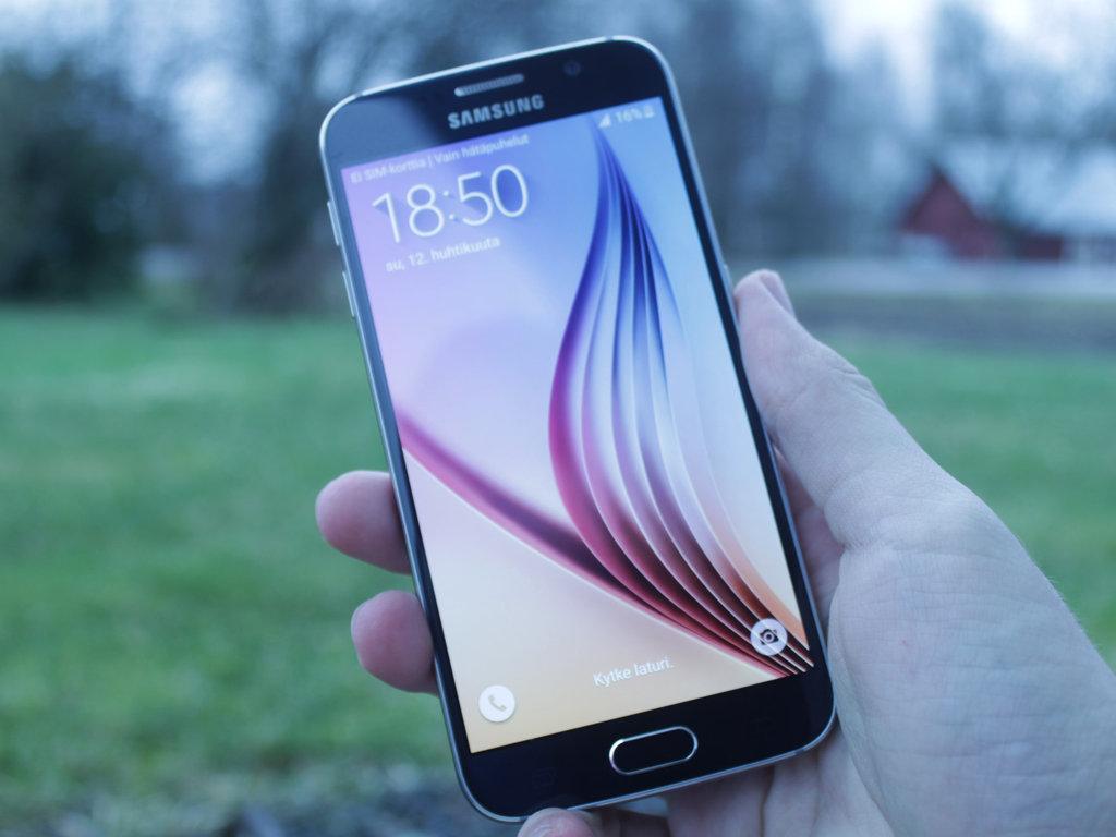 Arvostelu: Samsung Galaxy S6