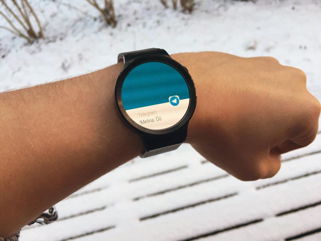 Arvostelu: Huawei Watch