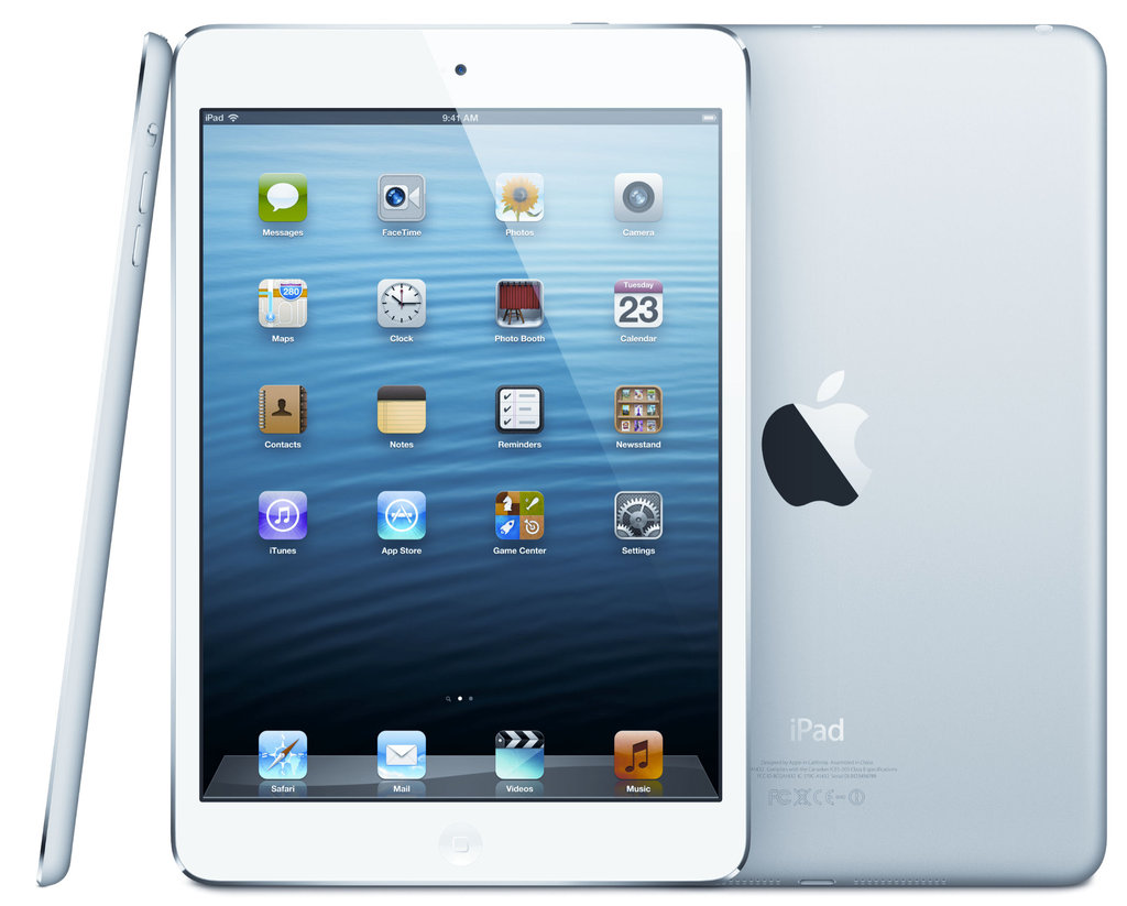 Apple unveils iPad mini, new generation of iPad - AfterDawn