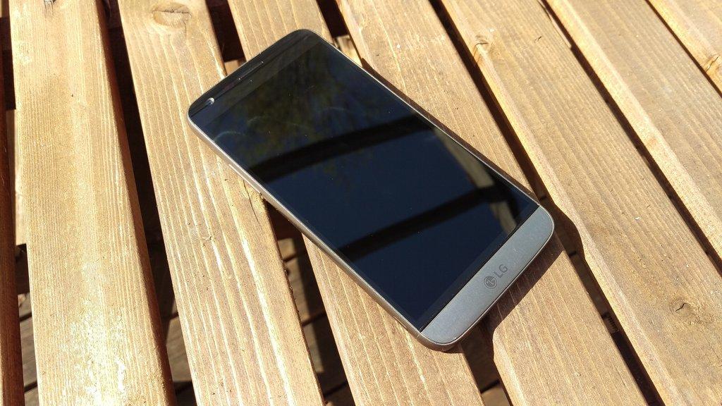 Arvostelu: LG G5