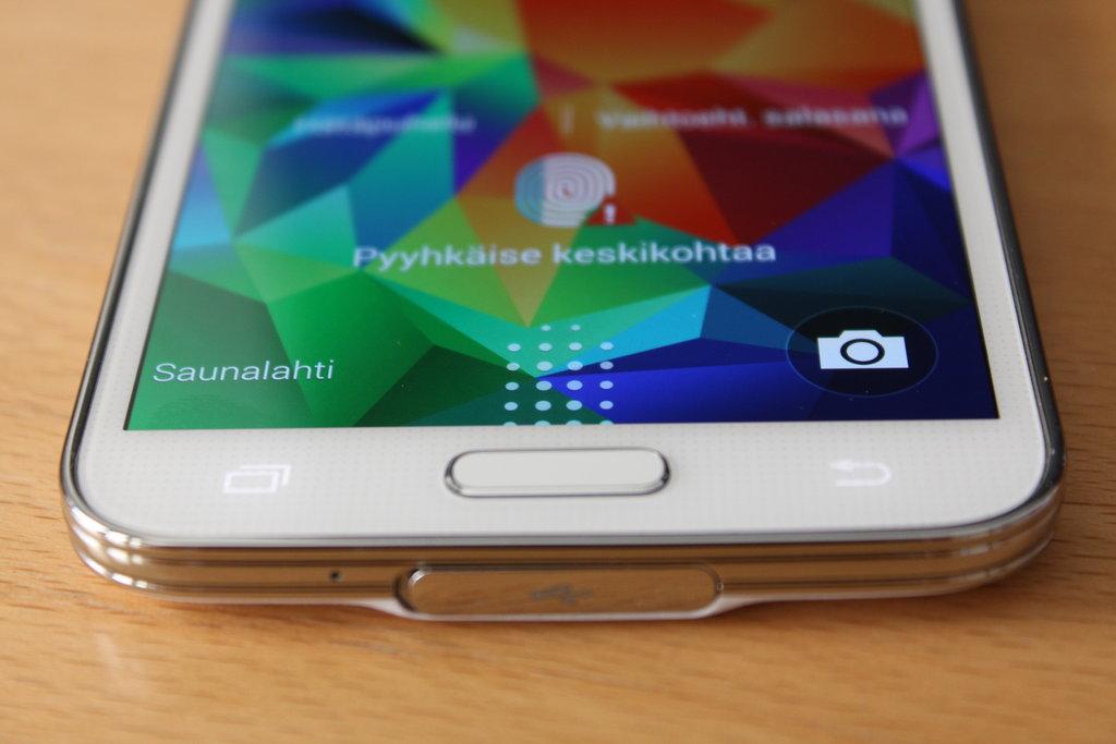 Testiss� Samsung Galaxy S5