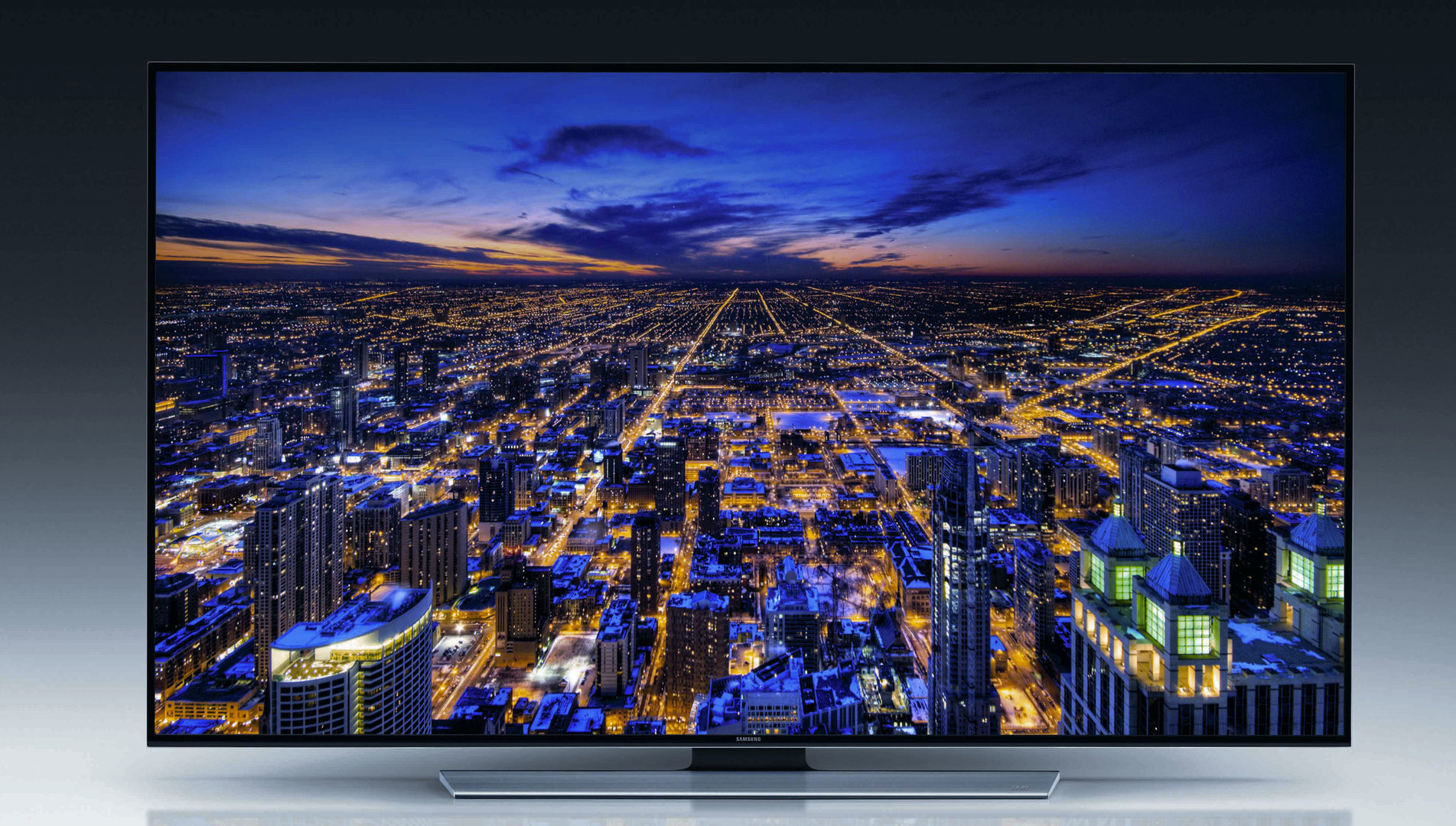 ces 2014 samsung unveils 105 inch curved uhd tv in new uhd line up afterdawn. Black Bedroom Furniture Sets. Home Design Ideas