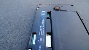 Testissä Lumia 630 - akku