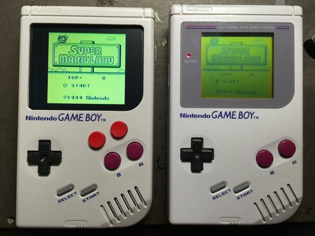 Game Boy Zero - Raspberry Pi